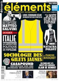 Italie, laboratoire du populisme
