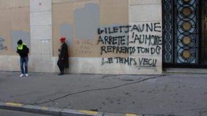 Gilets jaunes France
