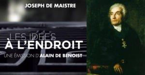 Josph de Maistre