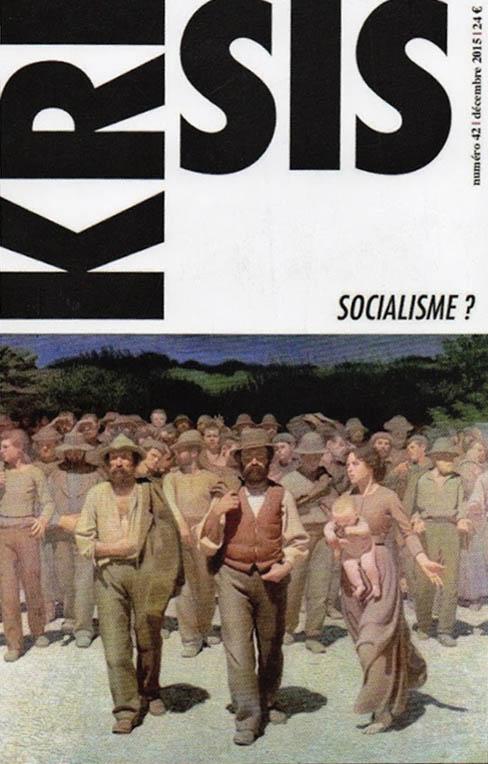 Krisis 42 Socialisme