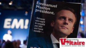 Mondialisation Macron