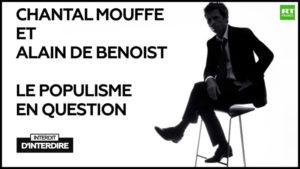 RT-Mouffe- Alain de Benoist