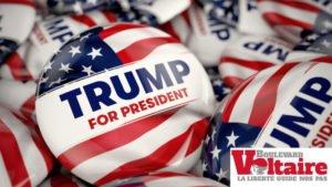 campagne élections Trump