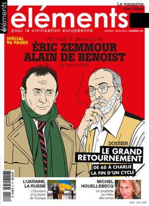 Zemmour – de Benoist : le débat