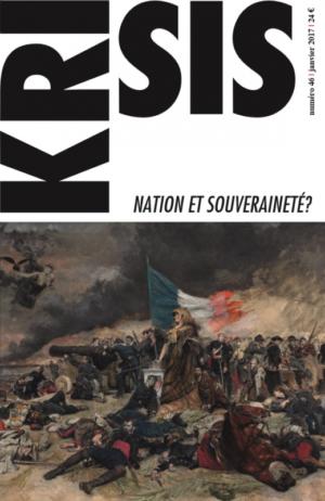 Nation et souveraineté ?
