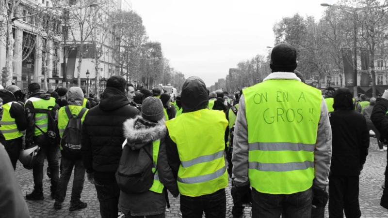 Populisme gillets-jaunes