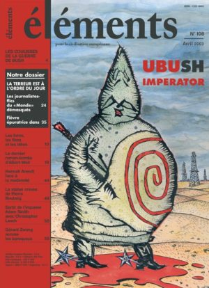 UBUSH Imperator : la guerre de Bush