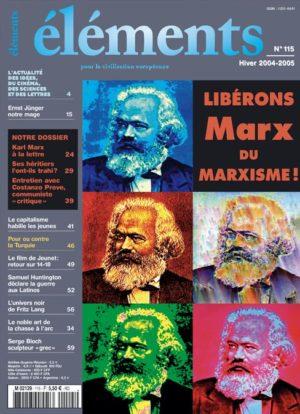 Délivrons Marx du marxisme