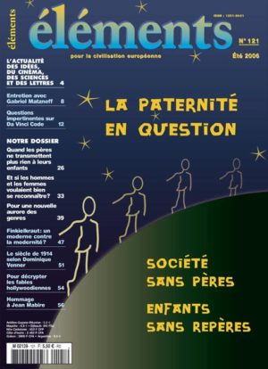 La paternité en question