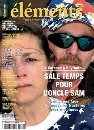 Sale temps pour l'oncle Sam