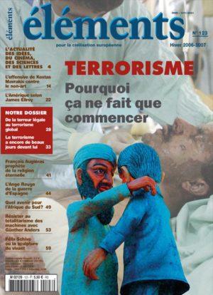 Terrorisme : ça ne fait que commencer