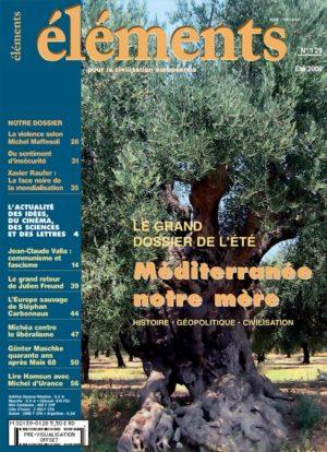 Méditerranée, notre mère