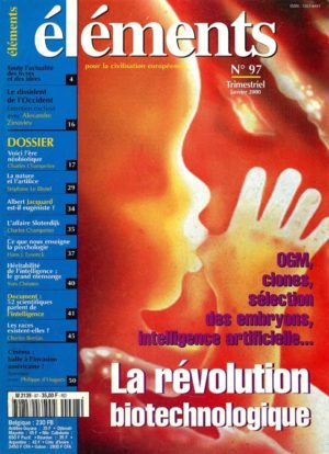 La révolution biotechnologique
