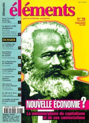 La métamorphose du capitalisme