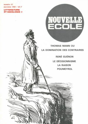 Littérature et idéologie (II)