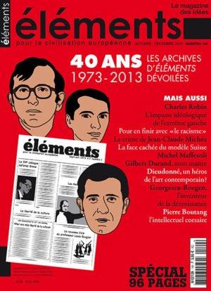 Les 40 ans d'Eléments (Version PDF)