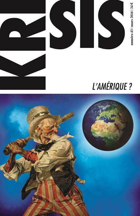 couverture Krisis N° 43