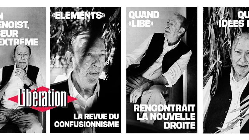 Alain de Benoist Libération