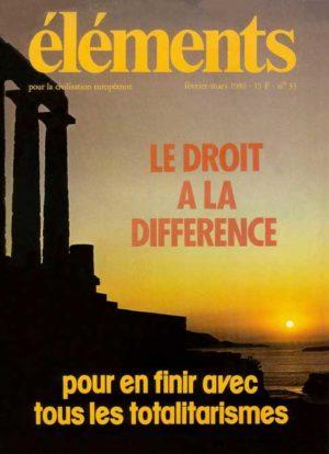 Le droit à la différence (version PDF)