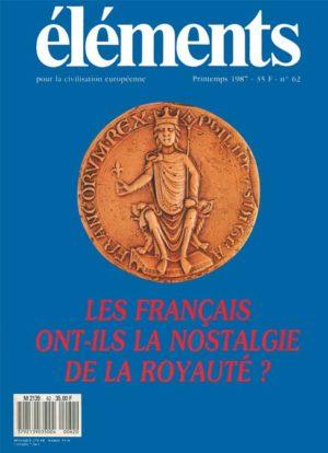 Les Français ont-ils la nostalgique de la royauté ? (version PDF)
