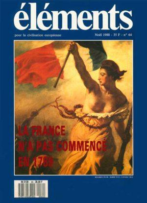 La France n'a pas commencé en 1789 (version PDF)