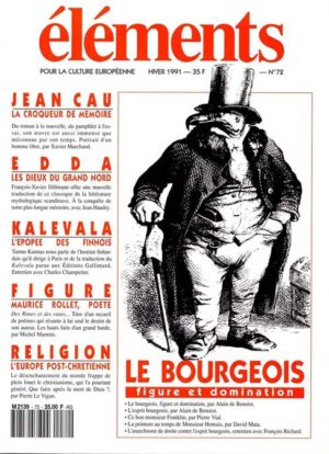 Le bourgeois, figure et domination (version PDF)