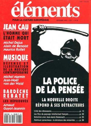 La police de la pensée (version PDF)