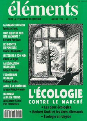 L'écologie contre le marché (version PDF)