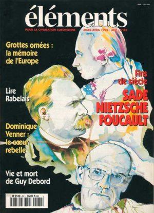 Fins de siècle, Sade, Nietzsche, Foucault (version PDF)