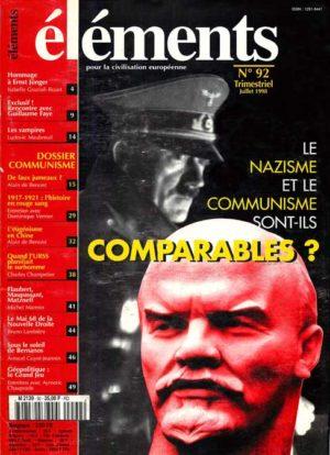 Nazisme et communisme sont-ils comparables ? (Version PDF)