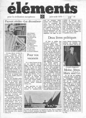 Pauvert réédite «les décombres» (version PDF)