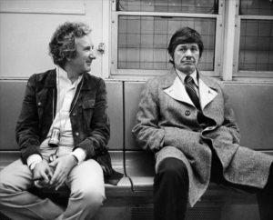 Michael Winner et Charles Bronson