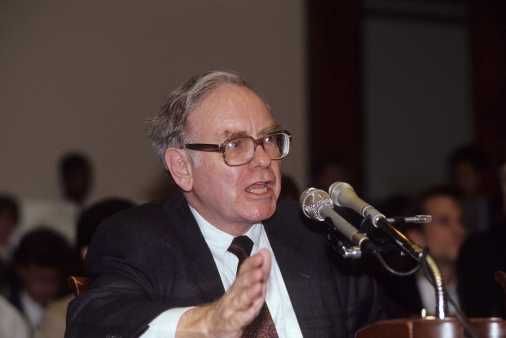 Warrent Buffet