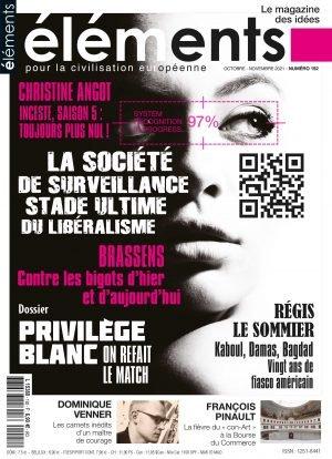 éléments n°192 : La société de surveillance